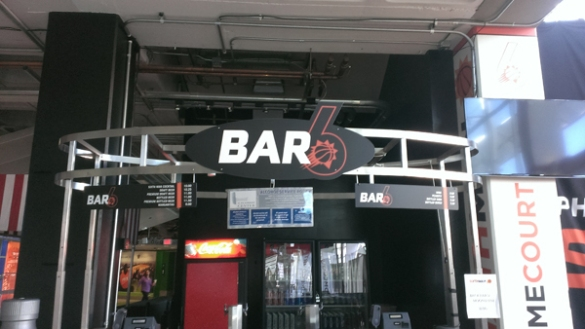 Sixman bar