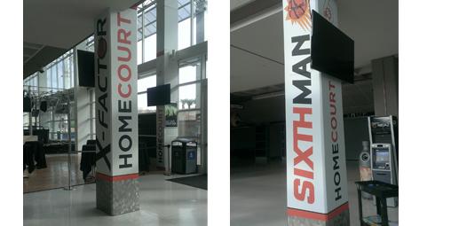 Sixthman pillar